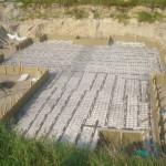 Voorbereiden betonstort