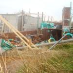 Metselen waterwerk